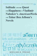 Solitude and the Quest for Happiness in Vladimir Nabokov's