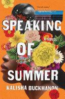 Pdf Speaking of Summer