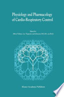Physiology And Pharmacology of Cardio Respiratory Control