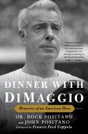 Dinner with DiMaggio Pdf/ePub eBook