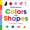 My First Book of Colors and Shapes