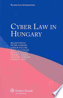 Cyber Law in Hungary