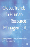 Pdf Global Trends in Human Resource Management Telecharger