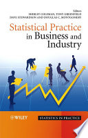 Statistical Practice in Business and Industry Book