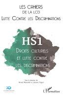 Pdf Droits culturels et lutte contre les discriminations Telecharger