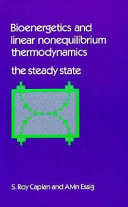 Bioenergetics and Linear Nonequilibrium Thermodynamics