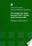 The Single tier State Pension