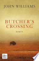 Butcher's Crossing  : Roman