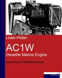 Lister Petter Series AC1W Dieselite Marine Engine