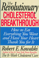 The Revolutionary Cholesterol Breakthrough Book PDF