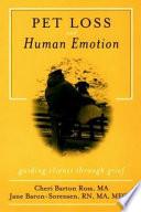 Pet Loss and Human Emotion