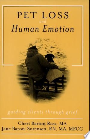 Download Pet Loss and Human Emotion PDF Book - PDFBooks