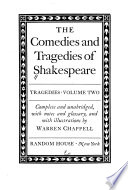 The comedies and tragedies of Shakespeare
