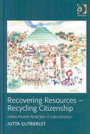Recovering Resources   Recycling Citizenship