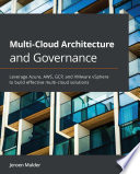 Multi Cloud Architecture and Governance