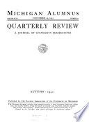 Quarterly Review Book