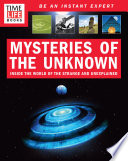 TIME LIFE Mysteries of the Unknown