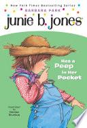 Junie B. Jones Has a Peep in Her Pocket image