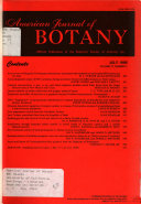 American Journal of Botany