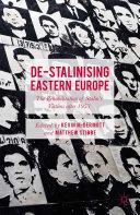 De-Stalinising Eastern Europe [Pdf/ePub] eBook