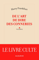 De l'art de dire des conneries Pdf/ePub eBook