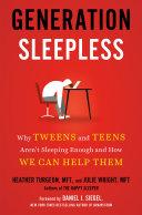 Generation Sleepless Book
