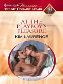 At The Playboy's Pleasure ebook