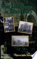 Wine And Thorns In Tokay Valley Book