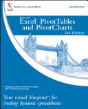 Excel PivotTables and PivotCharts: Your visual blueprint for ...