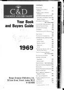 Chemist   Druggist Year Book and Buyers Guide Book