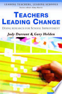 Teachers Leading Change