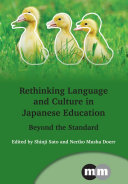 Rethinking Language and Culture in Japanese Education