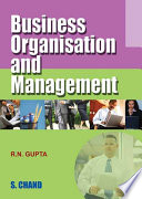 Business Organisation & Management