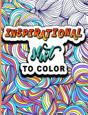 Inspirational Shit to Color