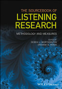 The Sourcebook of Listening Research Pdf/ePub eBook