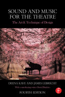 Pdf Sound and Music for the Theatre Telecharger
