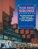 Trade Shows Worldwide
