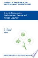 Genetic Resources of Mediterranean Pasture and Forage Legumes