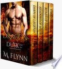 Dragon Dusk Box Set  Dragon Shifter Romance