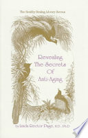 Revealing The Secrets Of Anti Aging