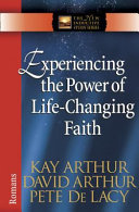 Experiencing the Power of Life-Changing Faith Pdf/ePub eBook