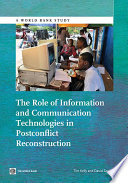 The Role of Information and Communication Technologies in Postconflict Reconstruction
