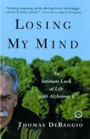 Losing My Mind Book