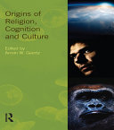 Pdf Origins of Religion, Cognition and Culture Telecharger