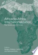 Africa to Africa Internationalization
