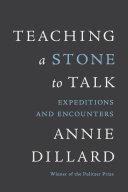 Teaching a Stone to Talk [Pdf/ePub] eBook