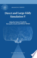 Direct and Large Eddy Simulation V Book