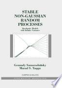 Stable Non Gaussian Random Processes