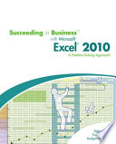 Succeeding In Business With Microsoft Excel 2010 A Problem Solving Approach