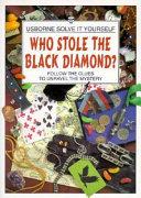 Who Stole the Black Diamond? ebook